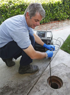 Our commercial plumbing team in Cupertino Clear Drain Lines