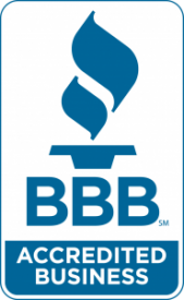 our company is a BBB accredited business